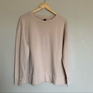 Universal Thread Oversized Boxy Sweatshirt Taupe L
